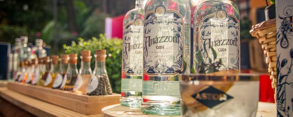 Gin Amazzoni na Feira Viva de Inverno