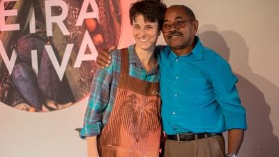 Helena Rizzo, Chef do Maní e Zé Ferreira. Parceiros há tempos, se encontram na 1º Experiência da Edição de Outono